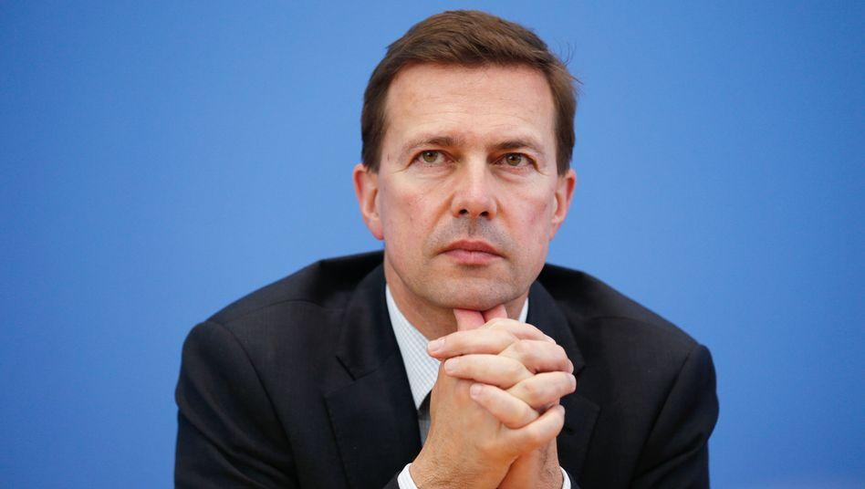 """Regierungssprecher Seibert: """"Ich sehe keine Privatfehde"""""""