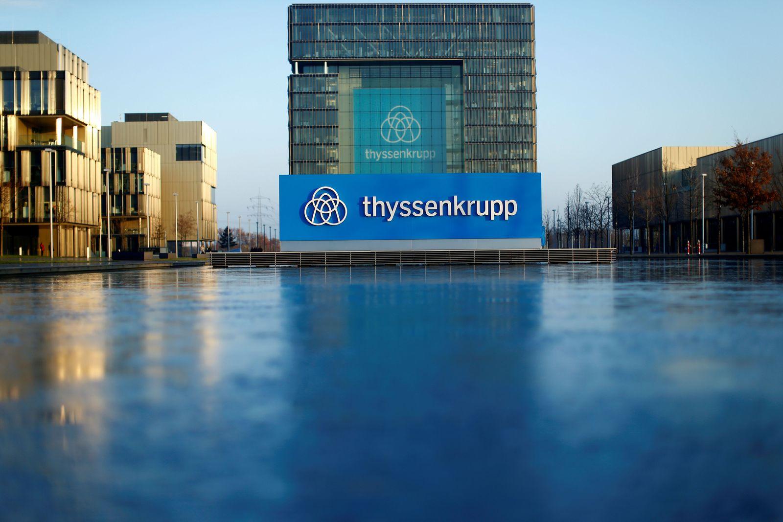 THYSSENKRUPP-SPLIT/ELEVATORS
