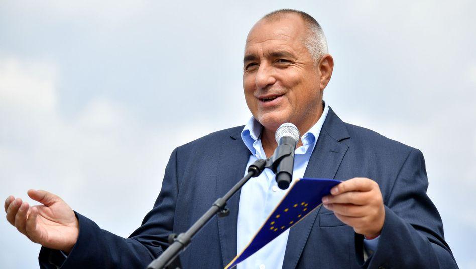 Bojko Borissow, Ministerpräsident von Bulgarien