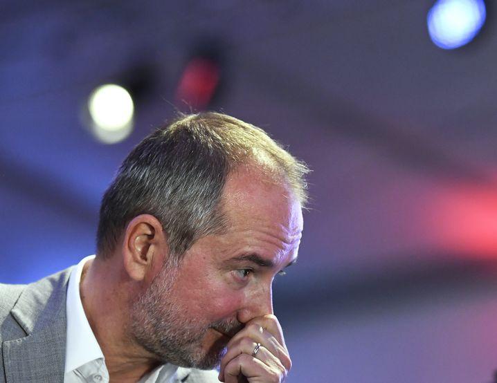 SPÖ-Bundesgeschäftsführer Thomas Drozda: Luxus-Chronometer eingetauscht