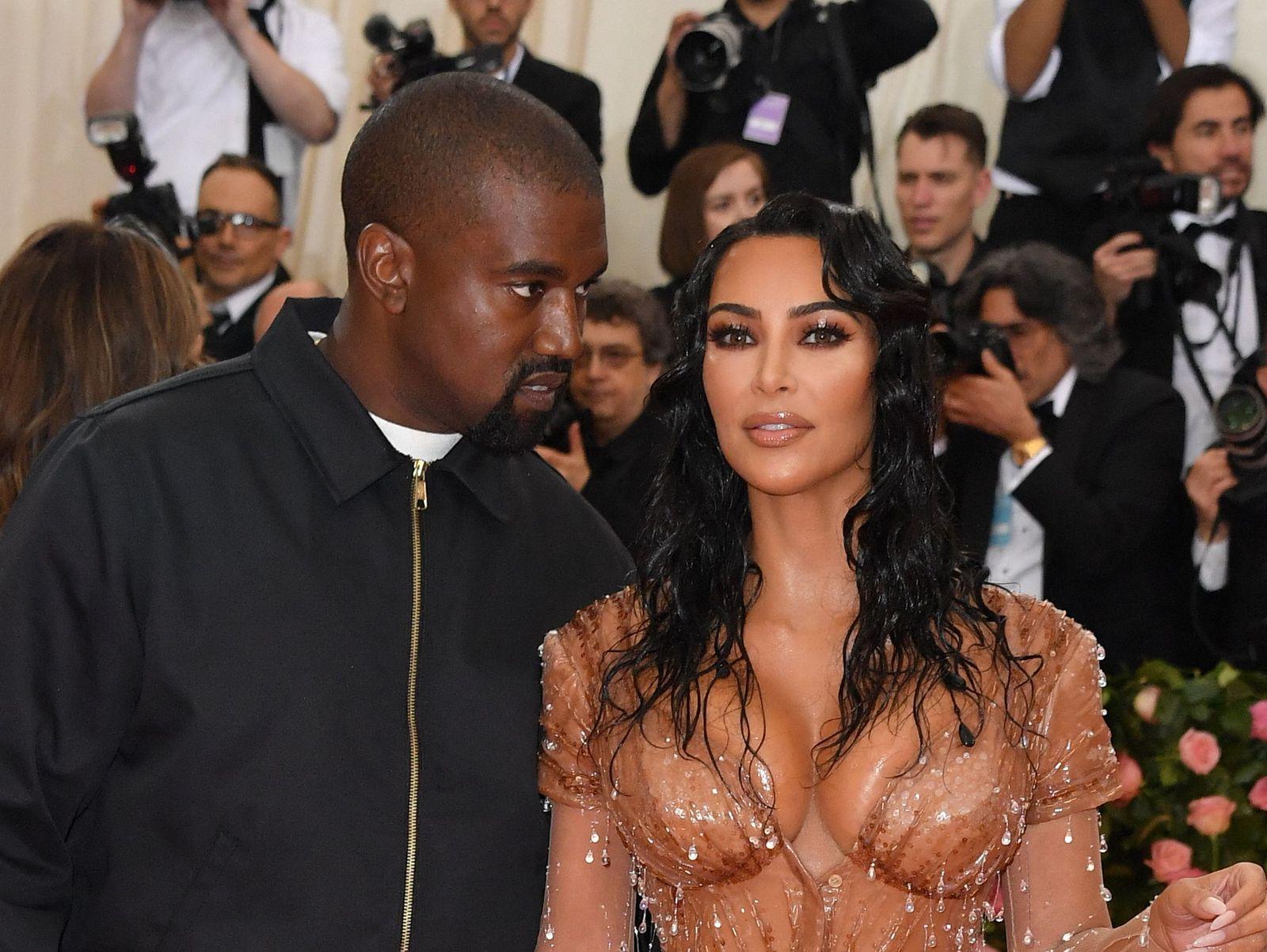 Kim Kardashian files for divorce from Kanye West: US media