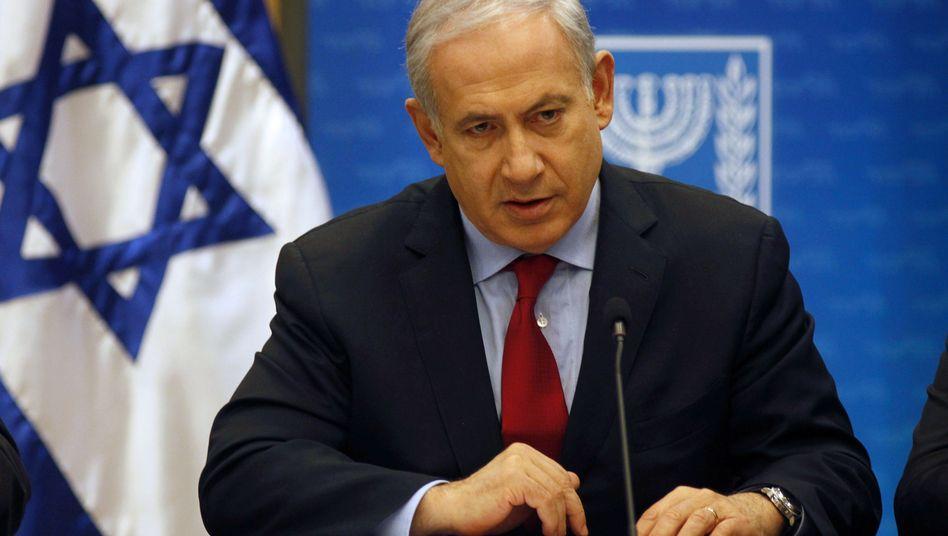 Ministerpräsident Benjamin Netanjahu: Neuwahlen verhindert