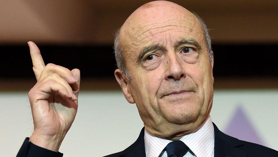 Frankreichs Konservative unter Druck: Juppé lehnt Kandidatur fürPräsidentenamtab