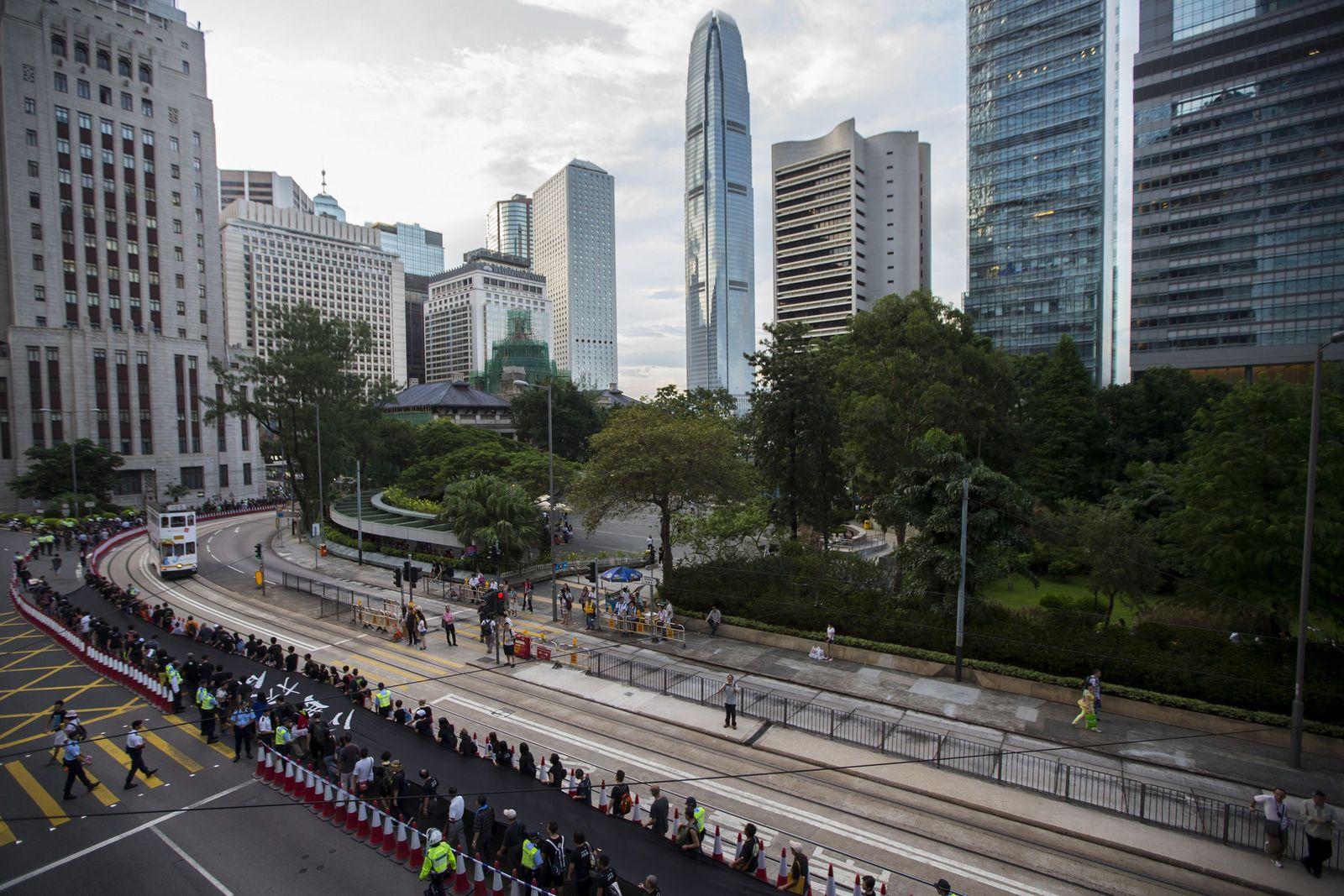 Studie Preise und Löhne / Hongkong