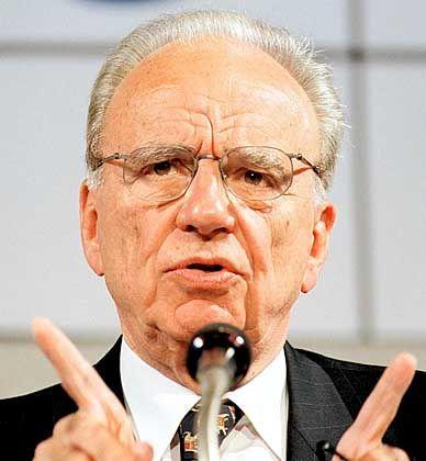 Murdoch: Das Medienimperium trommelt für den Krieg