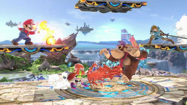 "Nintendo-Prügelspiel: Das ist ""Super Smash Bros. Ultimate"""