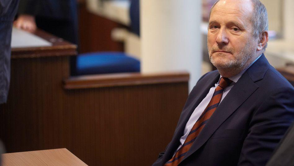 """Prozess gegen Becks Ex-Finanzminister: Gescheitert an der """"Grünen Hölle"""" Nürburgring"""