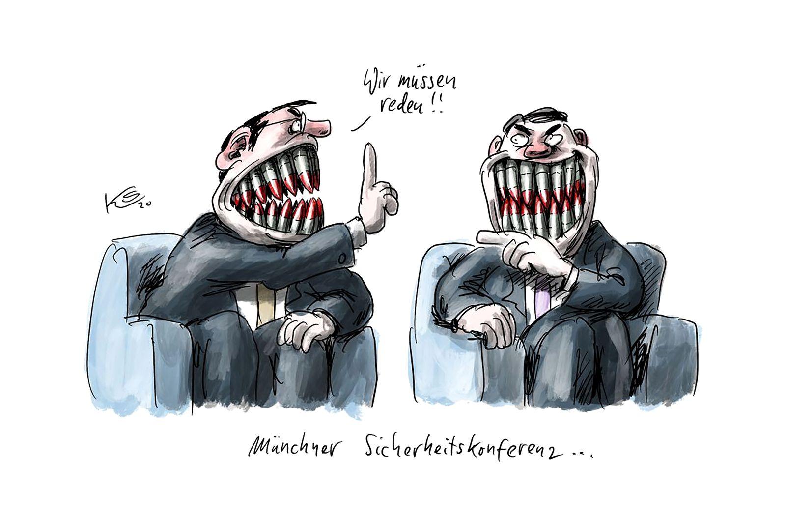 Cartoons/ 17.02.20