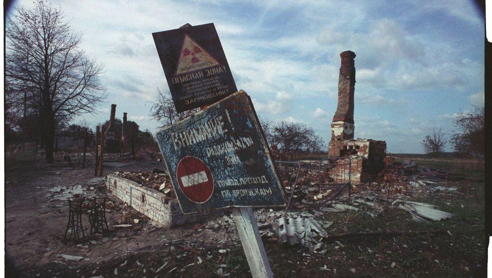 Waldbrand-Katastrophe: Rauch über Russland