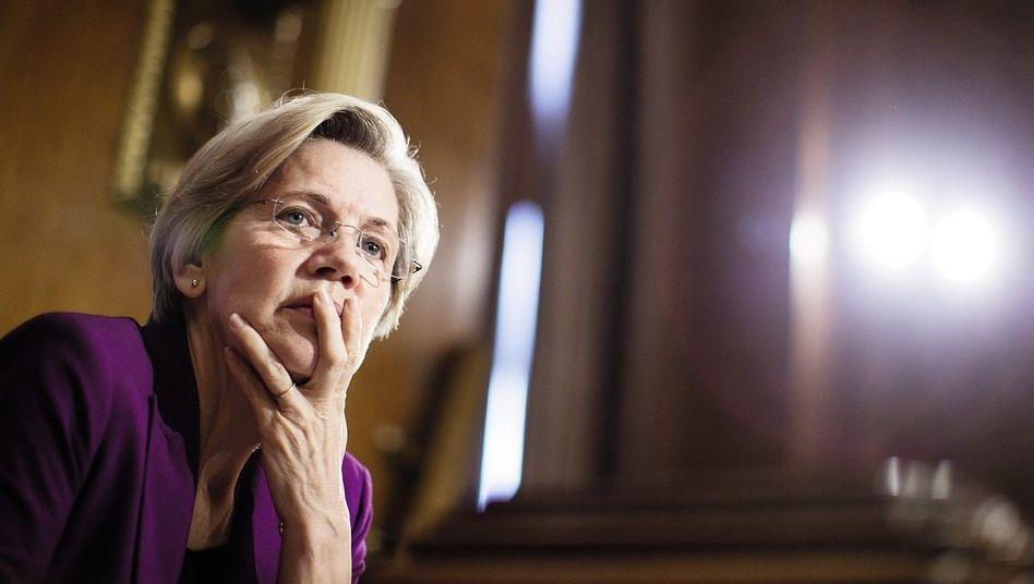 Senatorin Warren: Ein Hauch von Barack Obamas »Yes, we can!«-Wahlkampf