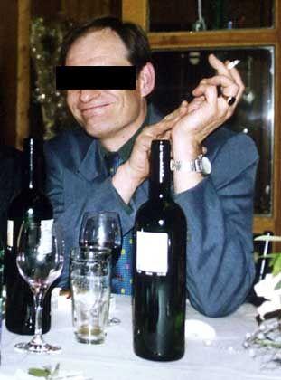Tatverdächtig: Der 41-jährige Armin M.