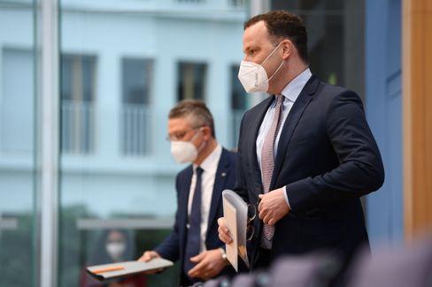 Wieler, Spahn: Epidemiologisches Duo