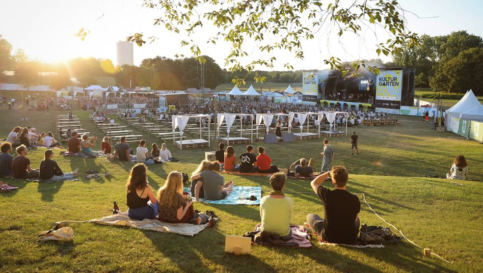 Open-Air-Festival im Juli in Bonn