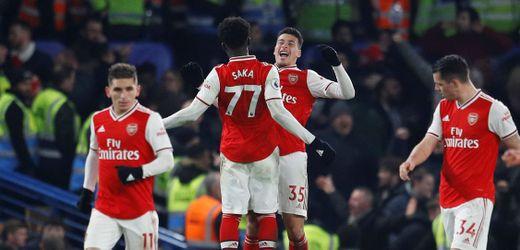 Premier League: Arsenal win draw against Chelsea - ENGLISH FOOTBALL 1