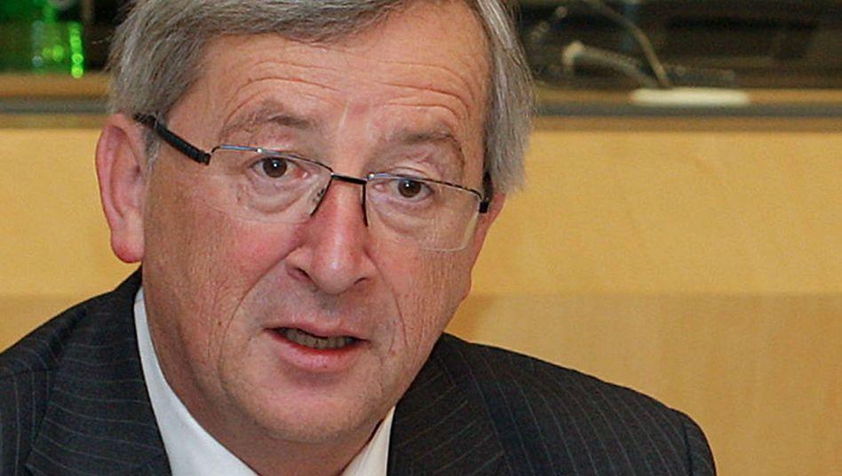 Premier Juncker: Wirtschaftspolitik europäisch koordinieren