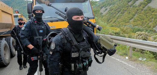 Kosovo und Serbien: Nato ruft im Streit über Kfz-Kennzeichen zur Zurückhaltung auf
