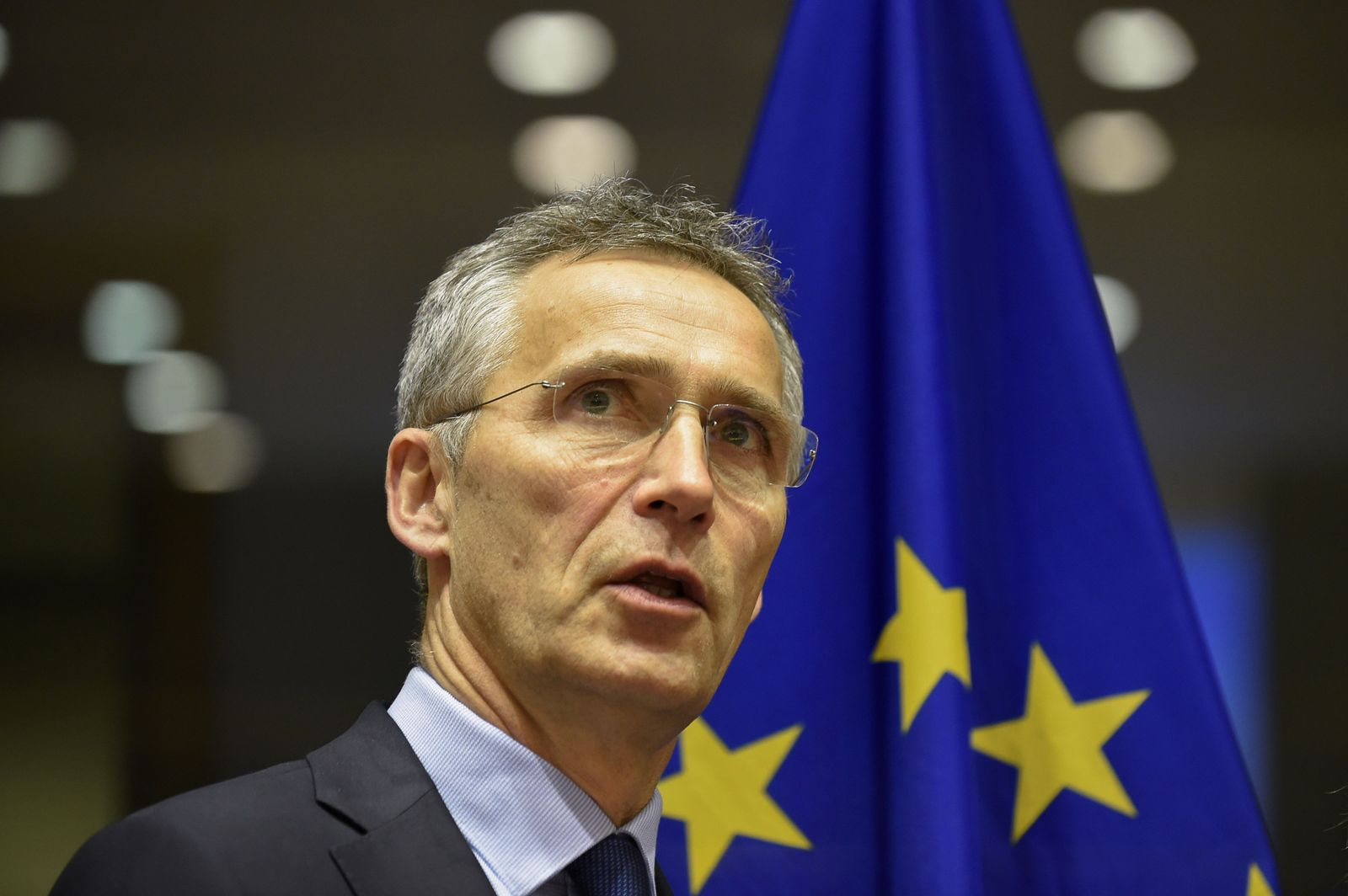 BELGIUM-EU-NATO