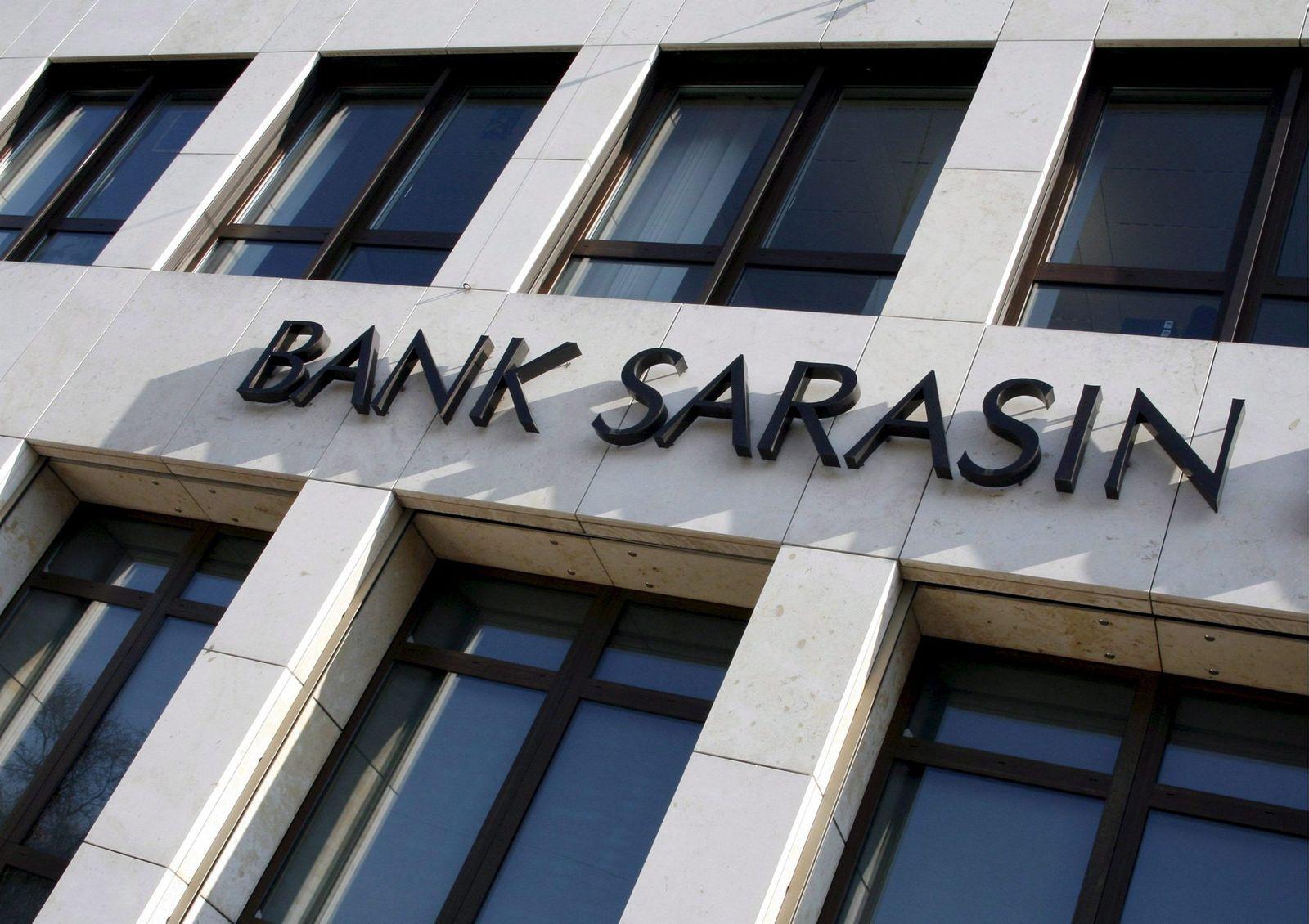 Schweizer Privatbank Sarasin