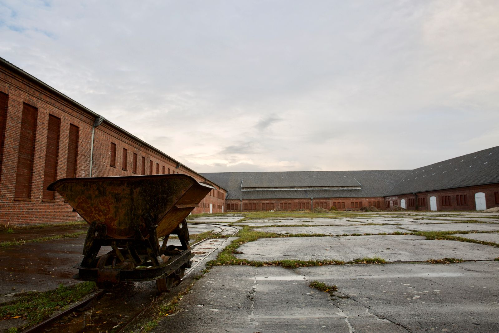The Neuengamme Concentration Camp