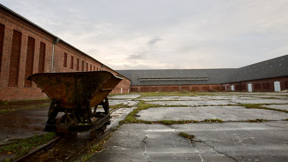 Früheres Konzentrationslager Neuengamme