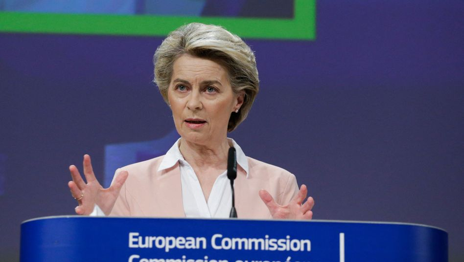 EU-Kommissionspräsidentin von der Leyen: »Die Wissenschaft hat die Industrie überholt«