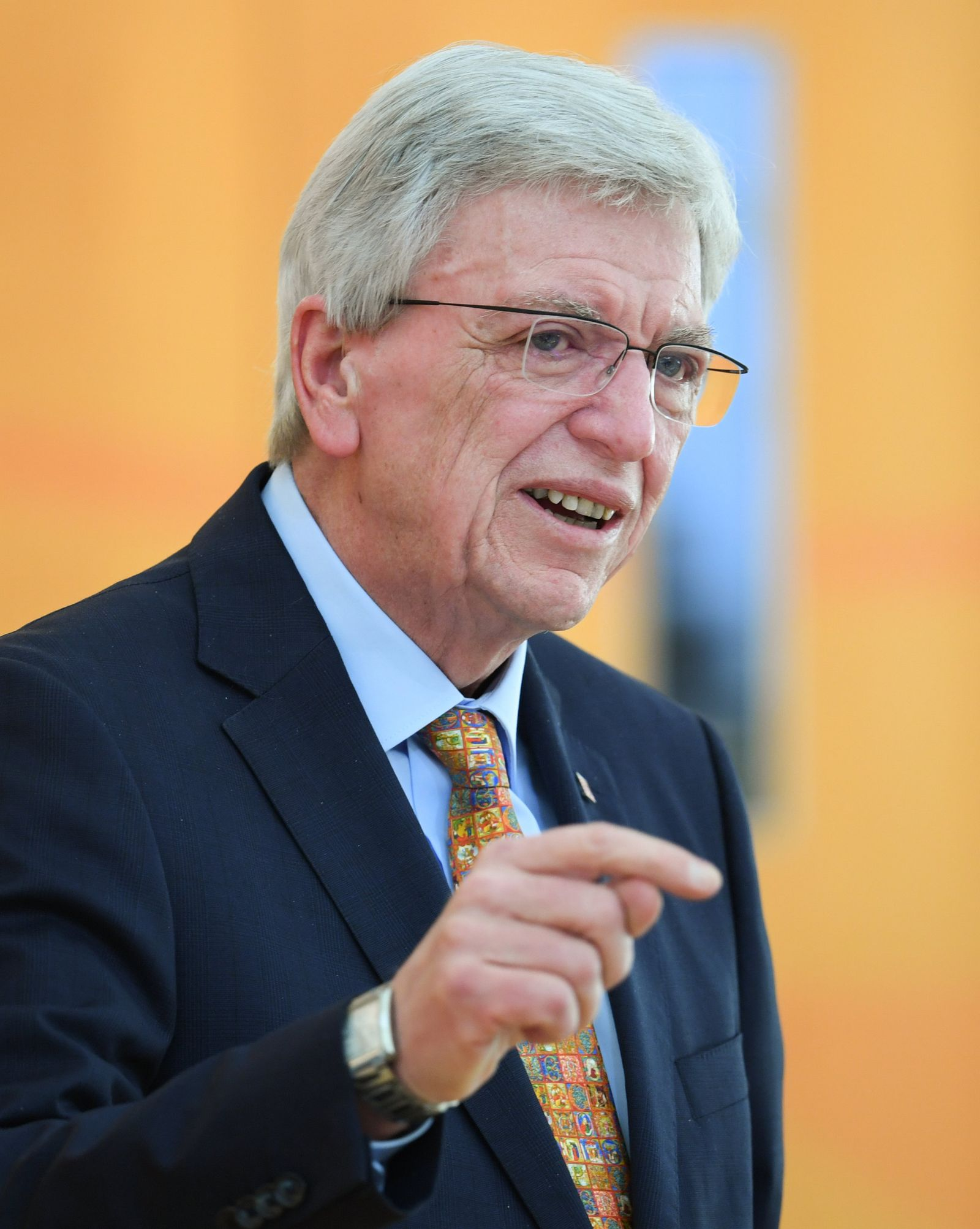 Bouffier (CDU), Ministerpräsident des Landes Hessen
