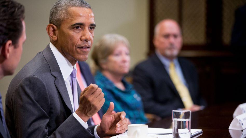 US-Präsident Obama: Atomdiplomatie mit Iran gilt als Schlüsselpunkt seiner Außenpolitik
