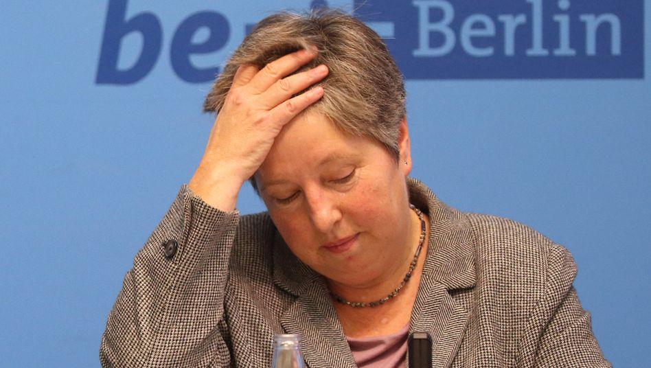 """Ex-Bausenatorin Lompscher: """"Maximale Beratungsresistenz"""""""
