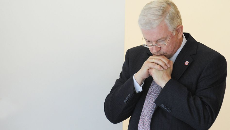 Roland Koch: Überraschende Rücktrittsankündigung