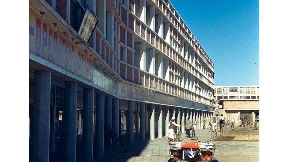 Architektur: Die perfekte Stadt