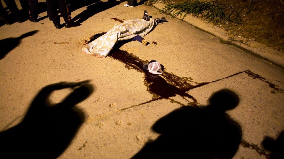 Mordhauptstadt Caracas: Die Armen und die Toten