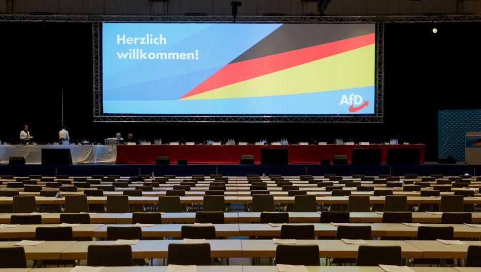 Bundesparteitag der AfD in Hannover (Archivbild von 2017)