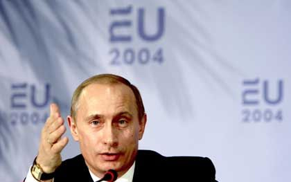 Russian President Vladimir Putin could wind up paying a heavy political price for his meddling in the Ukrainian elections.