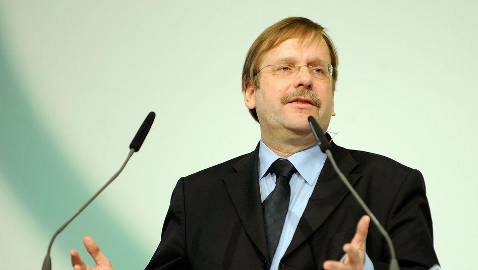 DFB-Vize Koch: Geheimtreffen mit dem früheren Funktionär Amerell