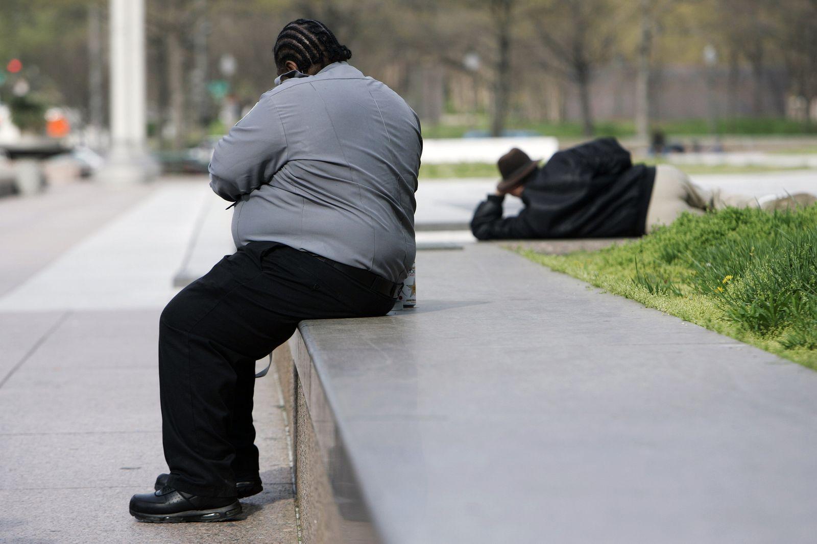 Fettsucht-Epidemie / USA / Übergewicht