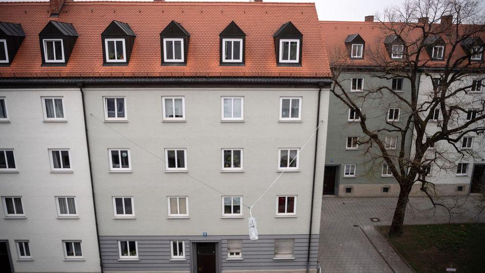 Wohnanlage in München (Archiv)