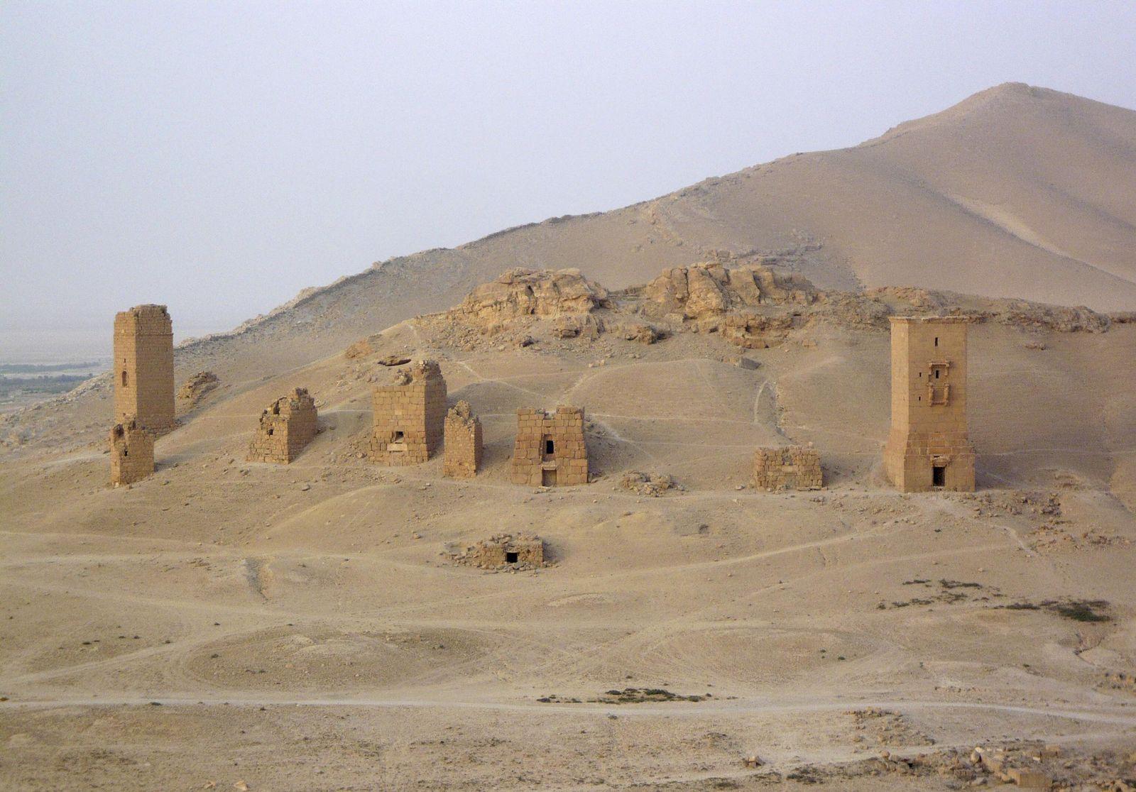 Grabtürme/ Palmyra