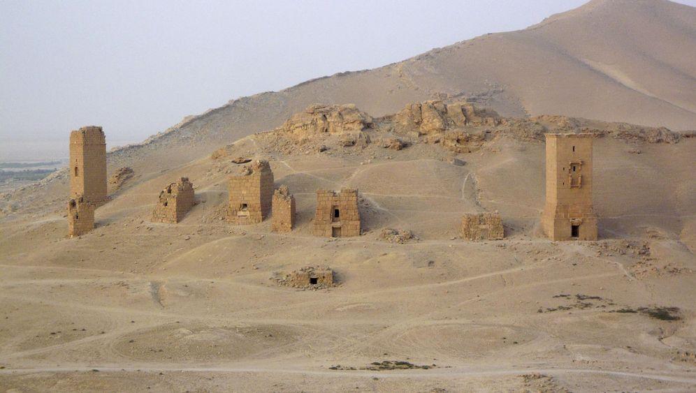 Antike Stätten: Die Grabtürme von Palmyra