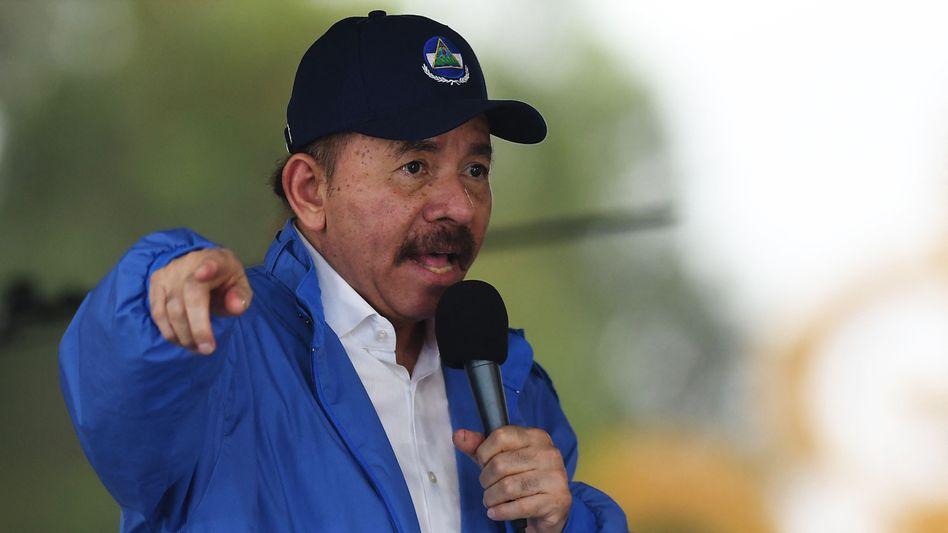 Daniel Ortega (Archivbild)