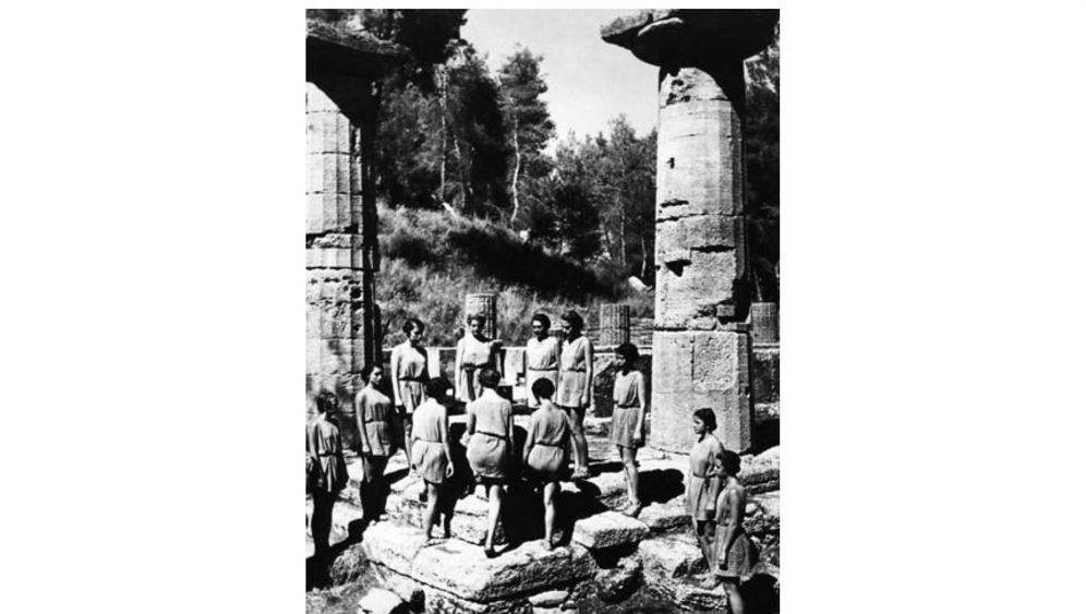 Olympia 1936: Der vergessene Vater des Fackellaufs