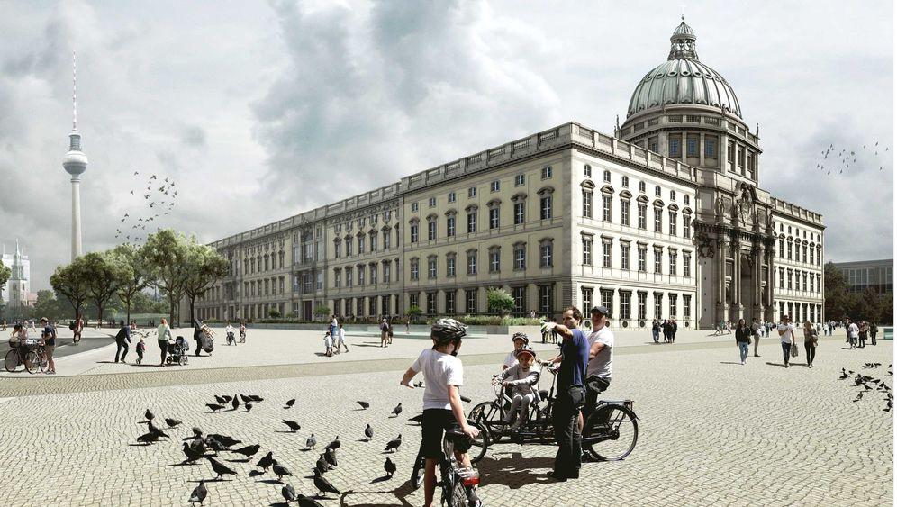 Berliner Stadtschloss: Wie bei Kaiser Wilhelm