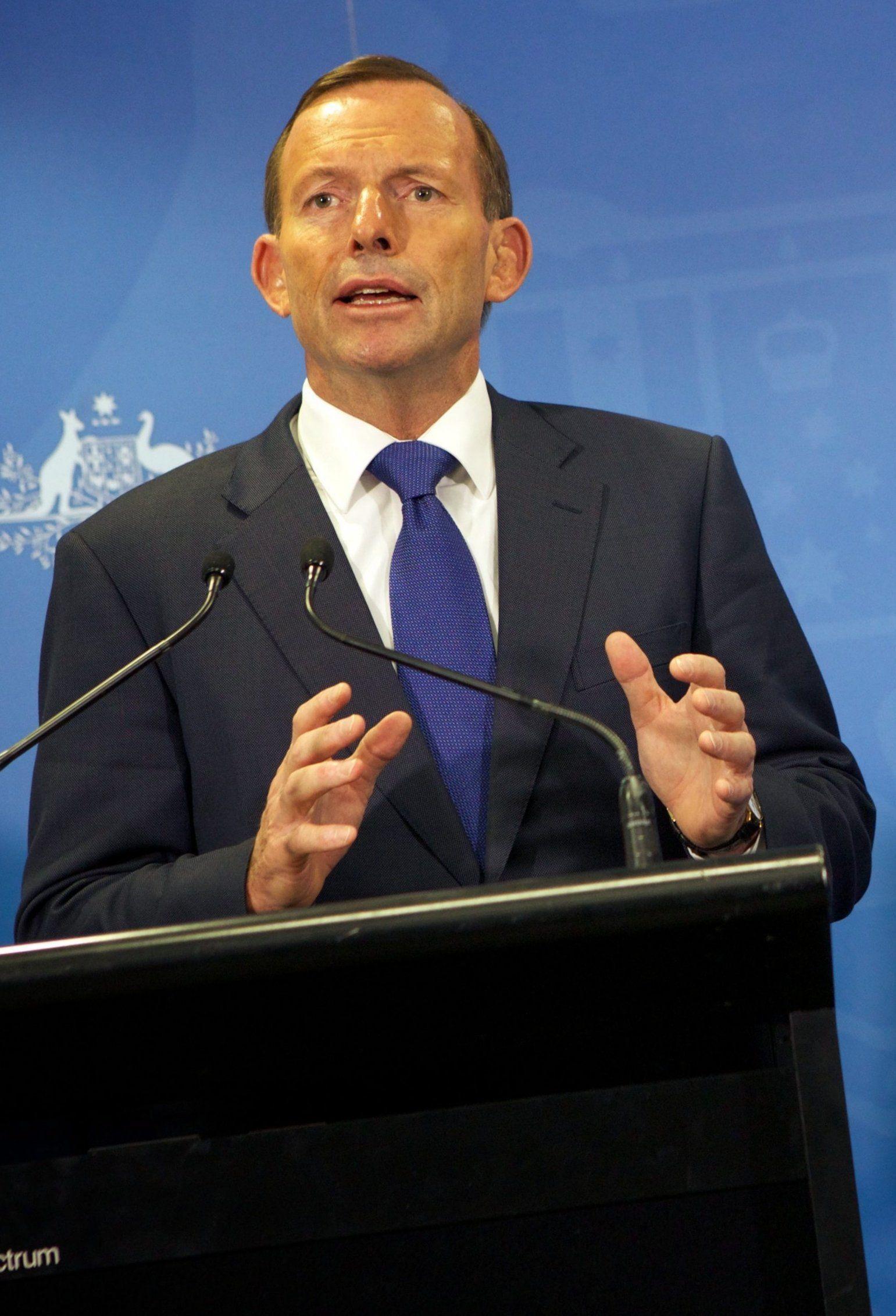 Klimaschutz Australien / Tony Abbott / G20