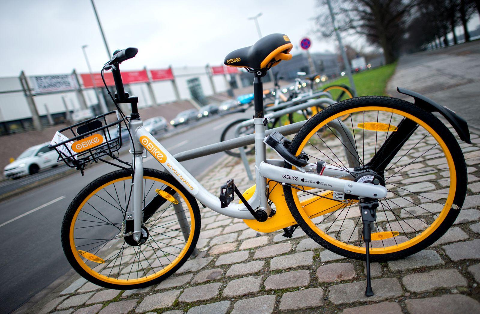 Bike-Sharing / Obike