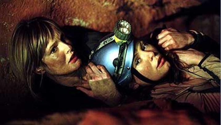 """The Descent"": Horror unter Tage"