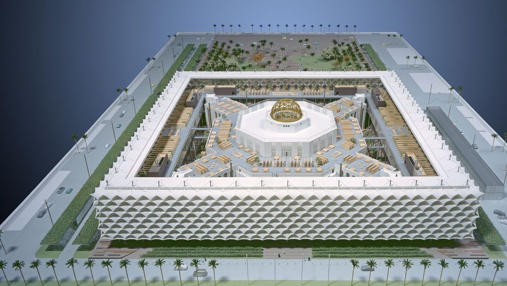 Photo Gallery: Can Architecture Change Saudi Arabia?
