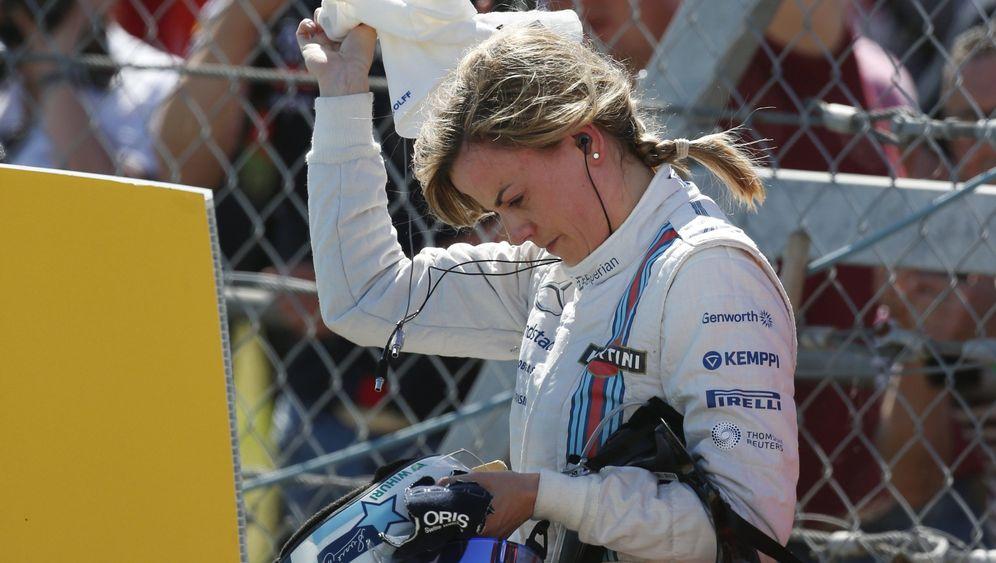 Frauen in der Formel 1: Hoffen auf den Durchbruch
