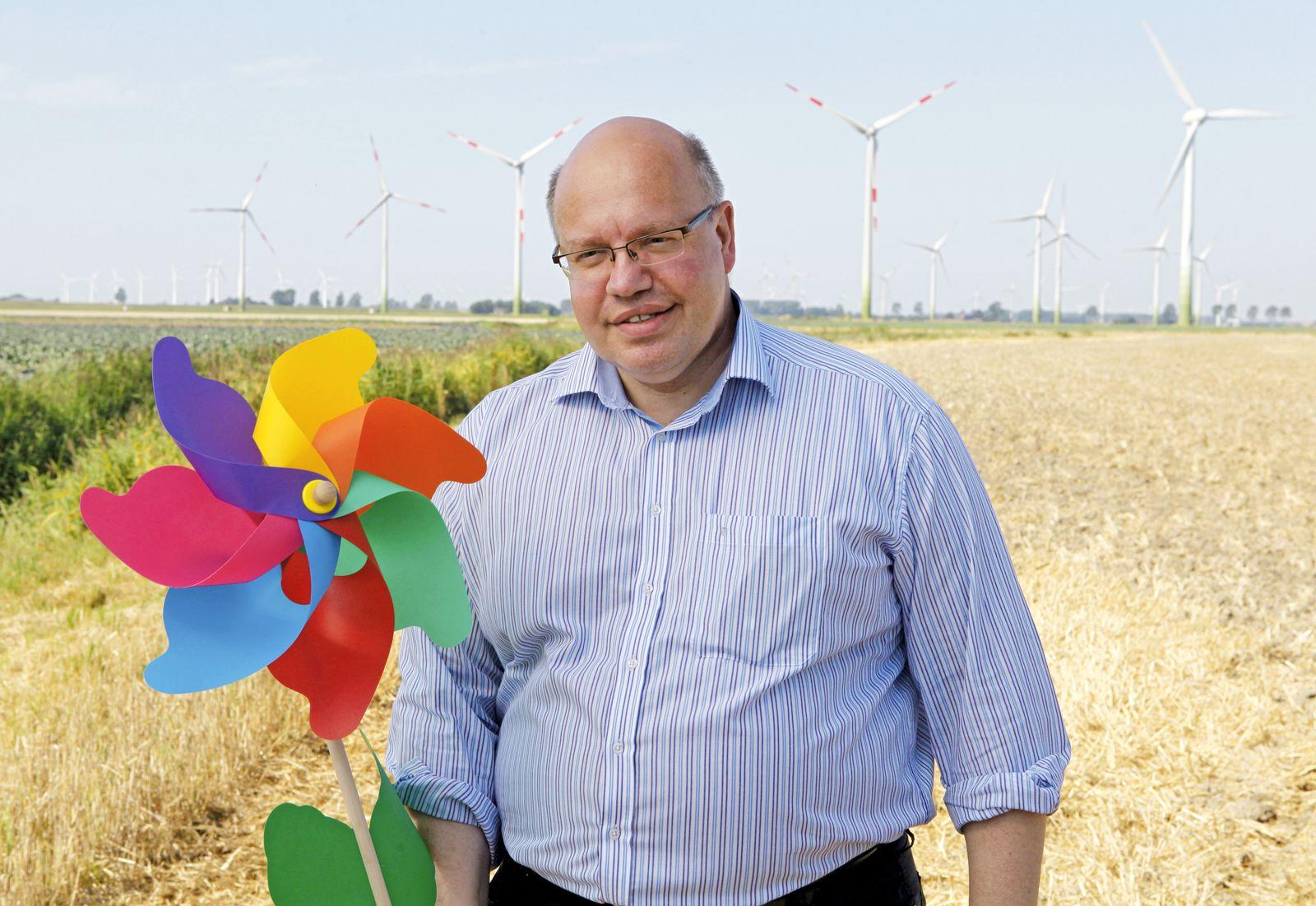 NICHT VERWENDEN Peter Altmaier