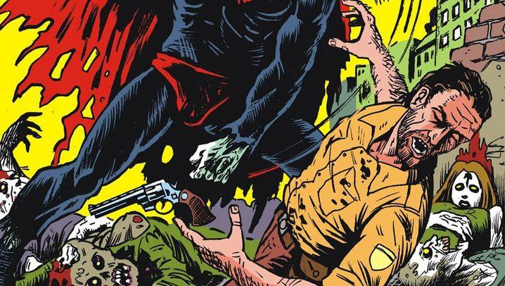 Zombiecomics: Levin Kurios Comic-B-Movies