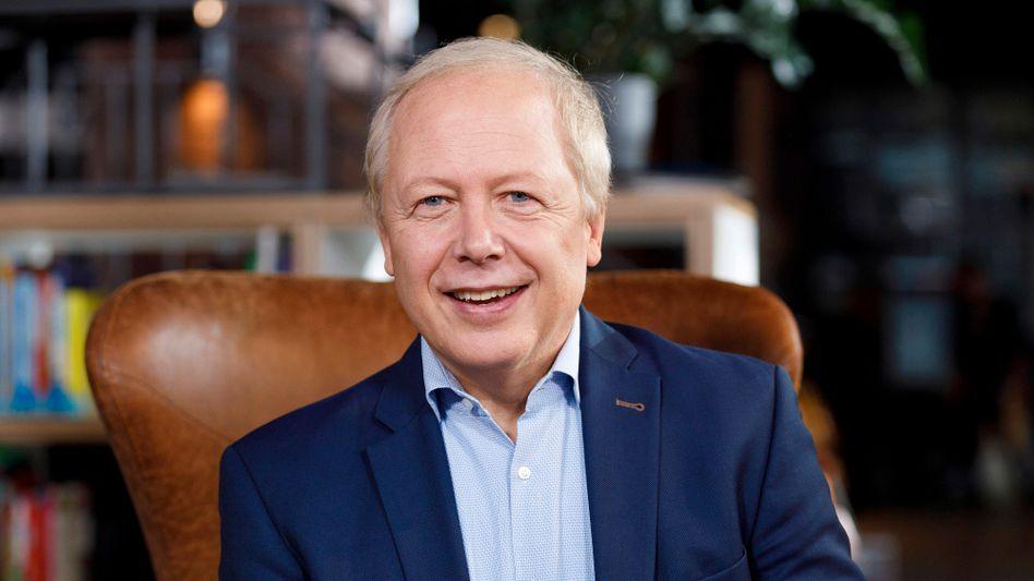 ARD-Vorsitzender Buhrow (Archivbild): »Bestätigt und stärkt die Unabhängigkeit des öffentlich-rechtlichen Rundfunks«