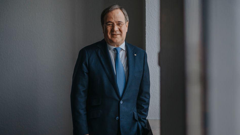 NRW-Ministerpräsident Armin Laschet (CDU)